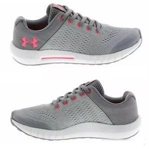 Girls Under Armour UA GPS Pursuit Athletic Shoe